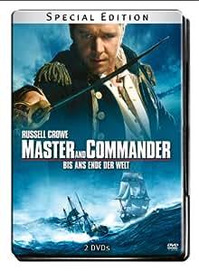 Master & Commander (Special Edition, 2 DVDs im Steelbook)