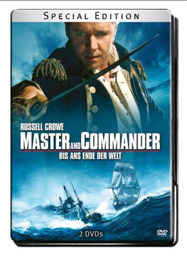Bild von Master & Commander (Special Edition, 2 DVDs im Steelbook)