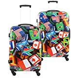 Fabrizio Luggage Set, colorée (Mehrfarbig) - 2054079