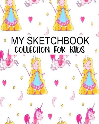 My Sketchbook Collection For Kids: Blank Sketchbook For Kids, Blank Journal, Blank Notebook, Drawing Pad: Volume 1 por Jasmine Leone