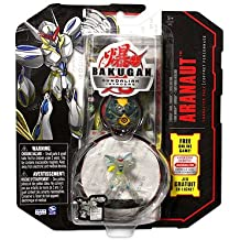 Bakugan – Gundalian Invaders – Coffret Personnage – Aranaut (Figurine 5cm)