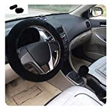 Best Steering Wheel Covers - Steering Wheel Cover, Winter Warm Handbrake Cover Gear Review