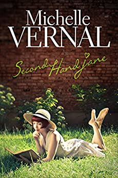 Second-Hand Jane by [Vernal, Michelle]