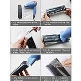 UOTA - Juego de 10 Protectores de Calor para Samsung LG TV Air-Conditioner Remote Control