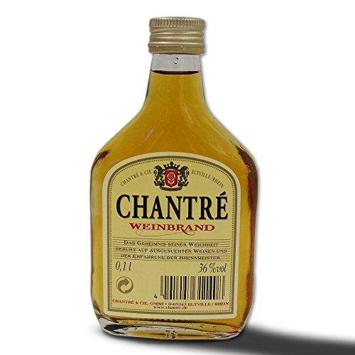 Chantre Weinbrand 36% 24x0,1l