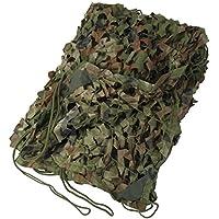 Rete telo mimetico militare mimetica 4 x 5 m caccia