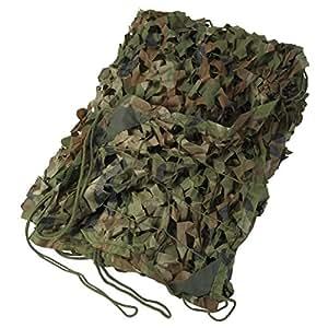 Ribiland - prbfc04x05 - Filets de camouflage 4x5m