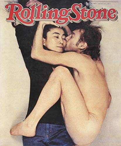 Rolling Stone Covers / 50 Years: A History of the Most Influential Magazine in Pop Culture (Stone Magazin-cover Rolling)