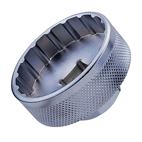 Birzman Unisex Hollowtech II B.B. Werkzeug, Silber, One Size
