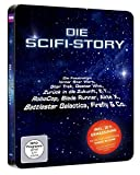 Die SciFi-Story  (Limited Steelbook Edition) (Blu-ray) [Limited Edition] - Mit William Shatner, Bob Gale, Chris Carter, John Carpenter, Kenny Baker