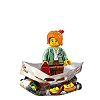 Lego The Ninjago Movie MISAKO Minifigure (#9/20) - Bagged 71019