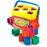 Fisher-Price Basics Baby First Blocks K7167 for Age Grade 6 Months &andUp