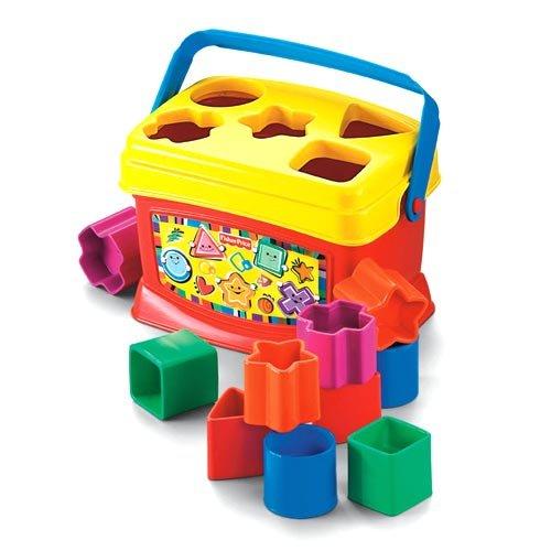 "Fisher Price, Brilliant Basicsâ""¢ Babyâ€TMs First Blocks, K7167, Age Grade 6Months & Up"