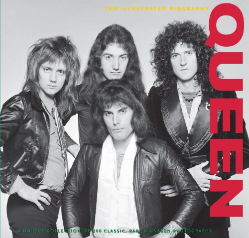 Illustrated Biography Queen (Classic, Rare and Unseen) por Gareth Thomas