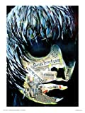 onthewall Oasis Liam Gallagher Poster Stampa Artistica di Saveloy (OTW29)