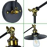 MéTal Industriel Murale Applique Murale Applique Retro Lustres Lampe E27 ÉClairage