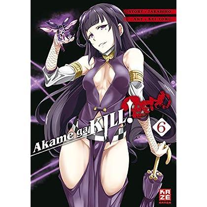 Akame ga KILL! ZERO 06
