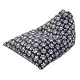 Gaeruite Sitzsack Kinder - Indoor & Outdoor Sitzsack - Riesensitzsack Sitzkissen Sessel für Kinder & Erwachsene (BLYL 52)