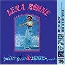 Feelin' Good / Lena in Hollywood by Lena Horne (2007-10-30)
