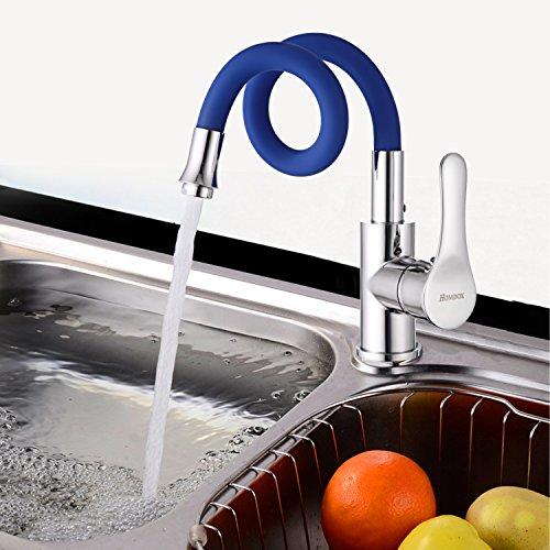 Bathwa wasserhahn Küchenarmatur Spültisch Armatur Schwenkbereich 360° Küchen