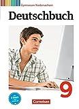 Deutschbuch Gymnasium - Niedersachsen: 9. Schuljahr - Schülerbuch