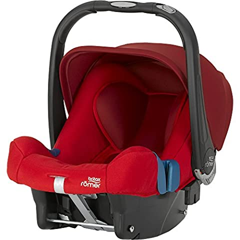 britax-romer 2000023252 Baby-Safe Plus SHR II Car Seat, Flame Red