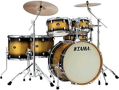 Tama Silver Star Set–vp62rs de vgd Vintage Oro Duco