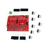 MagiDeal PCA9685 Controlador de Servomotor PWM de 16 Canales de 12 bits Pieza de Módulo I2c para Arduino