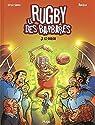 Le rugby des Barbares, tome 3 : Le Coach par Simon