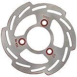 Xfight-Parts Bremsscheibe vorne(Wave)3Loch 180x4mm rot 2Takt 50ccm YY50QT-28