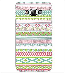 PrintDhaba Pattern D-5198 Back Case Cover for SAMSUNG GALAXY A8 (Multi-Coloured)