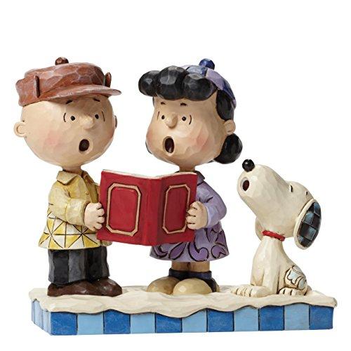 e Charlie und Lucy Carolling Figur ()