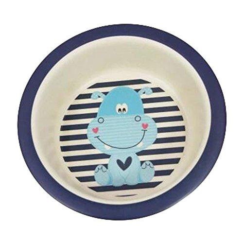 r Kinder Cartoon Nette Schüssel Salat Schüssel, L (Kunststoff-platten Aufgeteilt)