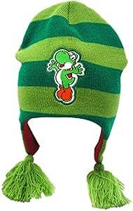 Bonnet 'Super Mario Bros' - Yoshi