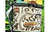 Lenkerkorbtasche 20l 4 Farben zur Auswahl 3M (creme)