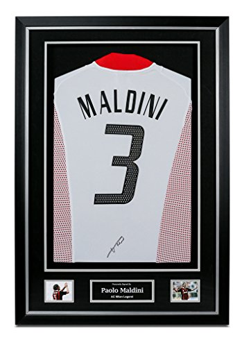 Paolo-Maldini-Signed-AC-Milan-Shirt-Framed-Autograph-3-Away-Jersey-Memorabilia