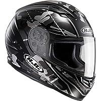 C5SBLL HJC CS-15 Sebka Motorcycle Helmet L Blue MC2