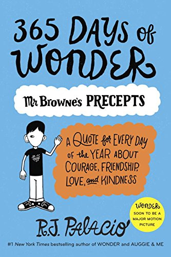 365 Days of Wonder: Mr. Browne