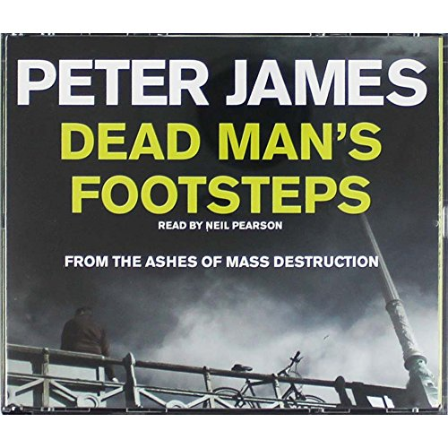 Dead Mans Footsteps - Audio Book