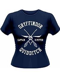 Plastic Head Harry Captain H Potter Gts, T-Shirt Femme