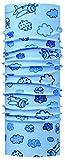 Buff Scaldacollo per bambini, originale, Bambino, Original, Clouds Blue, S