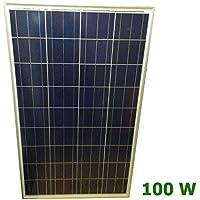 Panel solar fotovoltaico 100W 12V