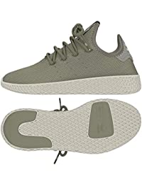 buy online 067e3 39042 adidas PW Tennis HU J, Scarpe da Fitness Unisex – Bambini