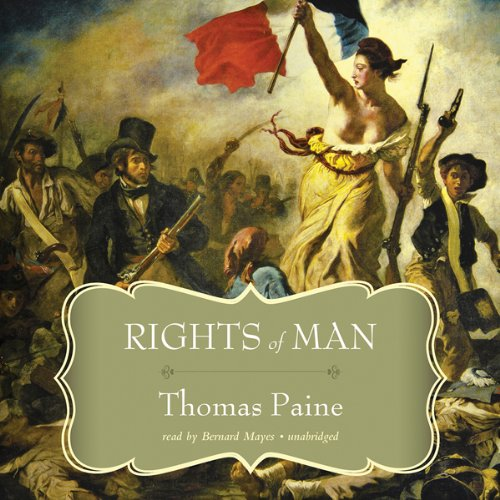 The Rights of Man  Audiolibri