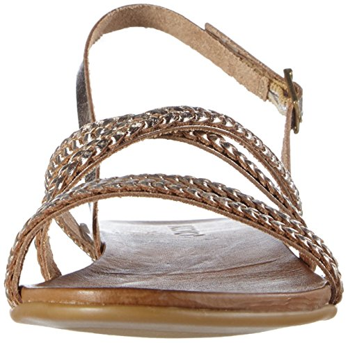 0371947f600b Inuovo 6203 Damen Slingback Sandalen Gold Gold - ppp4its.de From ...
