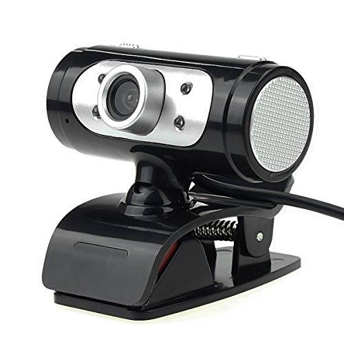 Webcam 720P, Sea Wit HD PC Video Camere, Webcam mit Mikrofon, Videoanruf und Aufzeichnung für Computer Laptop Desktop Laptop Mit Eingebauter Kamera