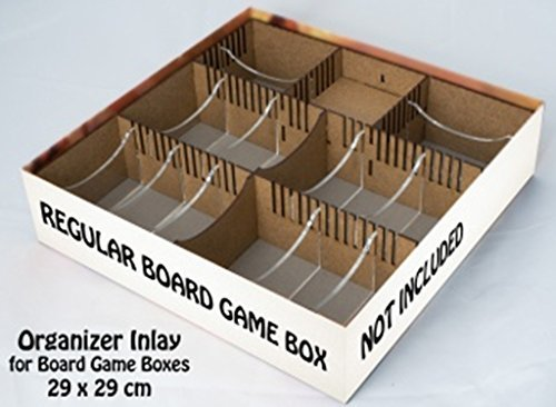 ADC Blackfire Entertainment 91735 - Card Crate - Inlay, Spiel