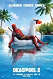 Import Posters DEADPOOL 2 – Ryan Reynolds – U.K Movie Wall Poster Print - 30CM X 43CM Brand New