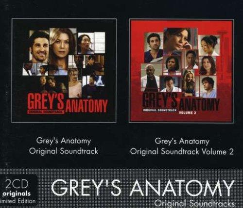 Grey's Anatomy Vol. 1-2