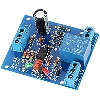 KKmoon 9V-12V AC/DC módulo de Control de aguas, sensor de detección de Liquid, controlador de nivel de agua